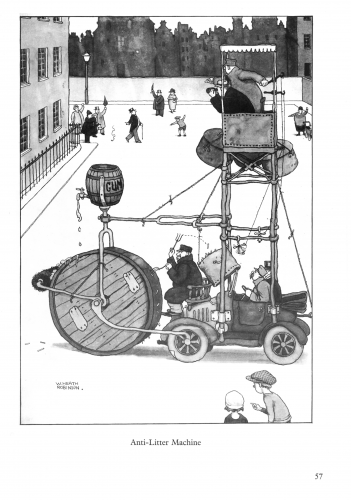 This image has an empty alt attribute; its file name is William_Heath_Robinson_Inventions_-_Page_057-351x500.png