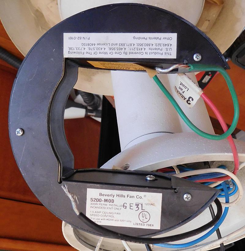 fan controller module