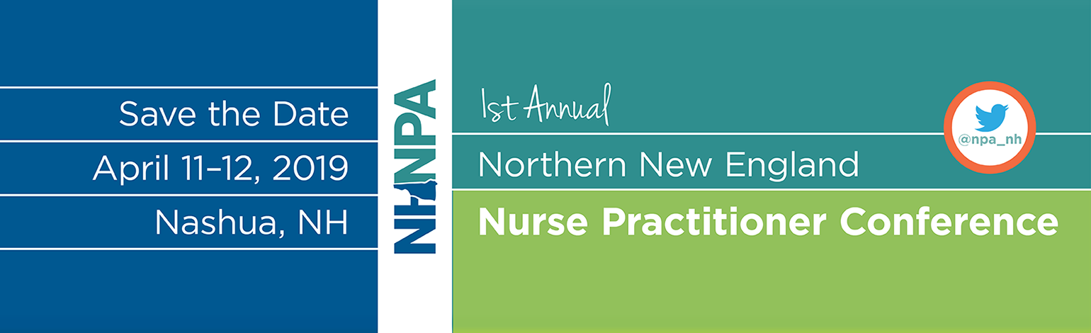 Nothern New England Nurse Practitioner Conference - Save the Date