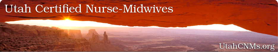 Utah certified nurse midwives
