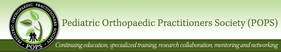 Pediatric orthopaedic practitioners society