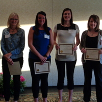 Member Research Presentations and Graduating Student Recognition