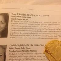 Bio of Theresa Wadas FAANP