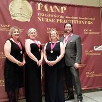 2016 Fellow Induction at AANP Conference