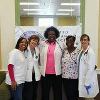 UAPRN OF WEST GA 2ND ANNUAL RALSTON TOWERS HEALTHFAIR