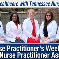 TN Nurse Practitioner Association Billboard