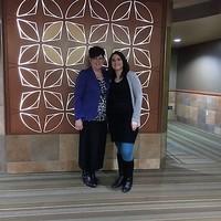 Mary Beth Zambella APRN and Christine Tobin APRN new NHNPA members