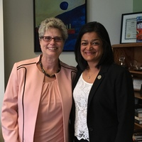 Pramila Jayapal, US Congresswoman from Washington's 6th Dist