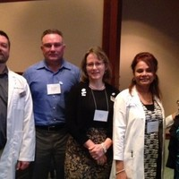 NTNP members attending the APRN Alliance Capital Day (left to right0: Robert Metzger, John Stevens, Cathy Lux, Rose Bagh, & Peggy Ostrander