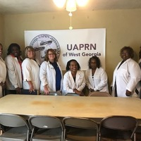 UAPRN OF WEST GA 4TH COMMUNITY HEALTHFAIR/TRINITY HOUSE 2017