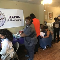 APRN'S AT WORK IN THE COMMUNITY