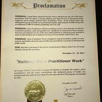 2017 NP Week Proclamation