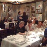 October 27th Dinner Meeting