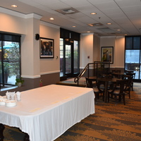 The Terrace Room at the Worldmark Camlin