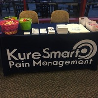 Spreading the good word of KureSmart, specifically our wonderful physical therapy program, at the MAAPC conference in Annapolis!