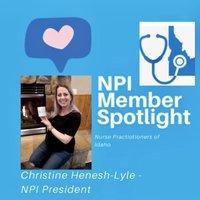 NPI Monthly Member Spotlight