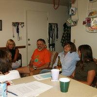 Beginnings of UNP---Meet us in the KITCHEN!
