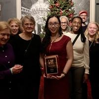 Holiday Gathering & Award December 12, 2019