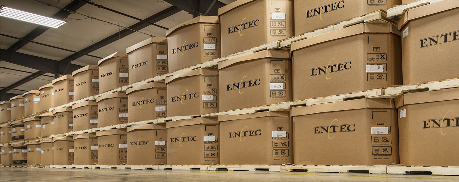Boxes W Entec Logo