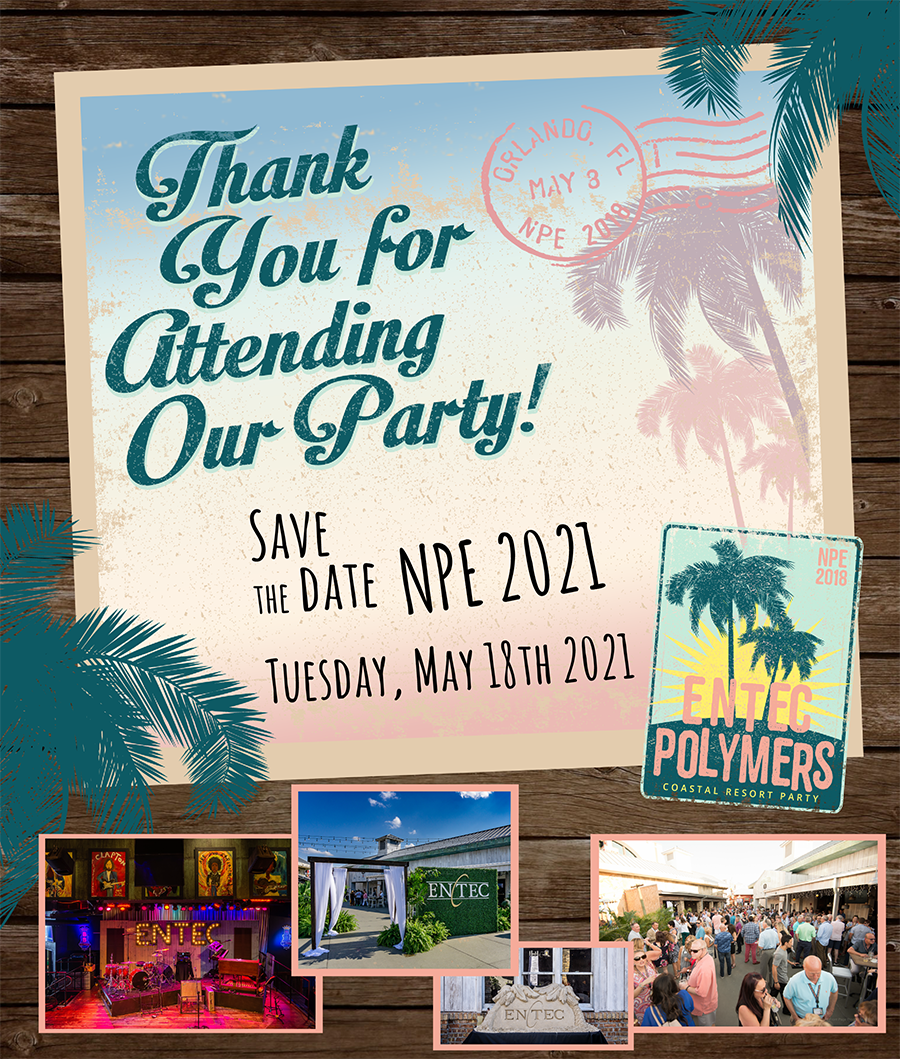Npe Party Thank You Small