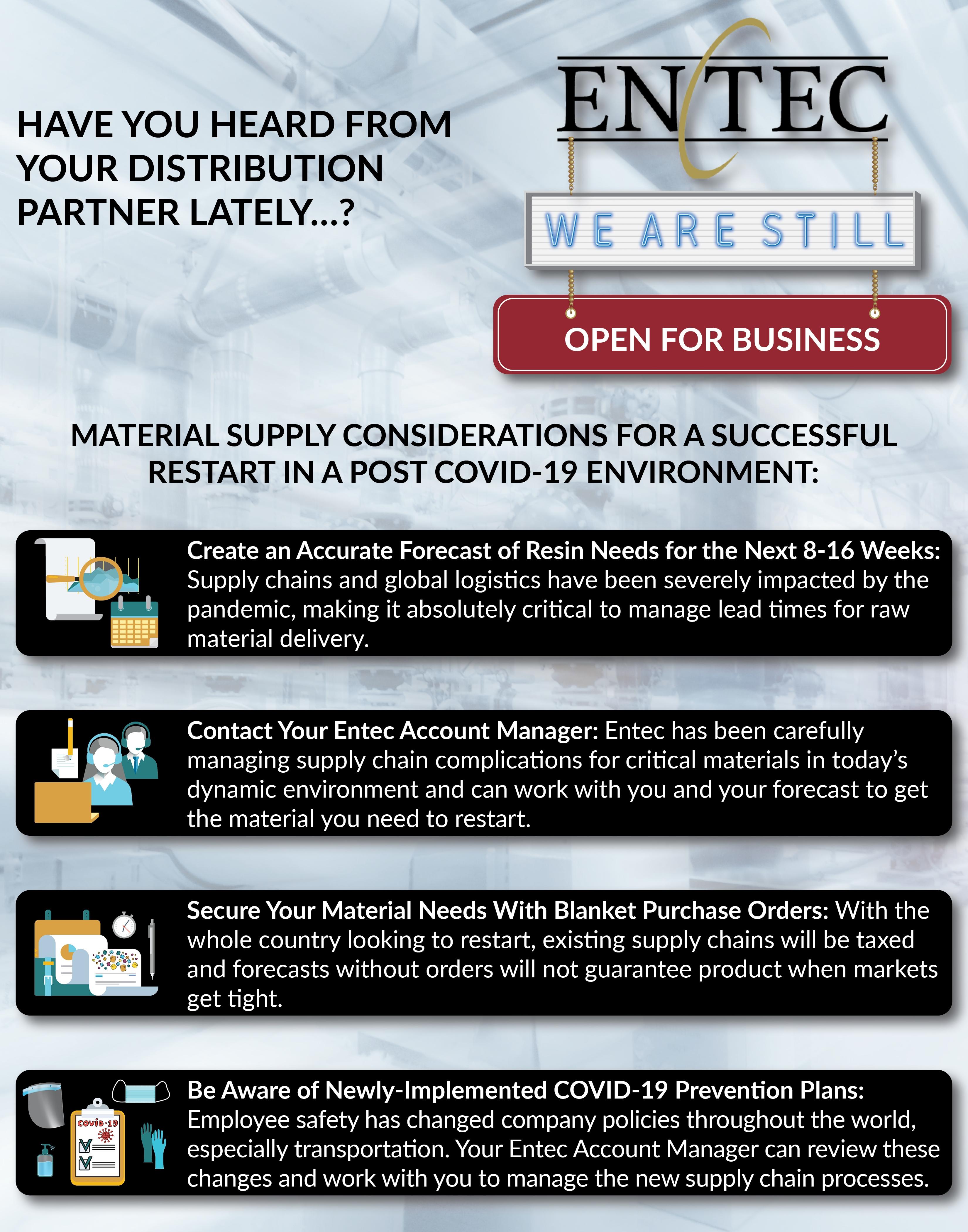 Still Open For Business COVID 19 Campaign 6