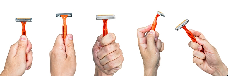 NEW INNOVATIONS FOR SOFT TOUCH RAZORS