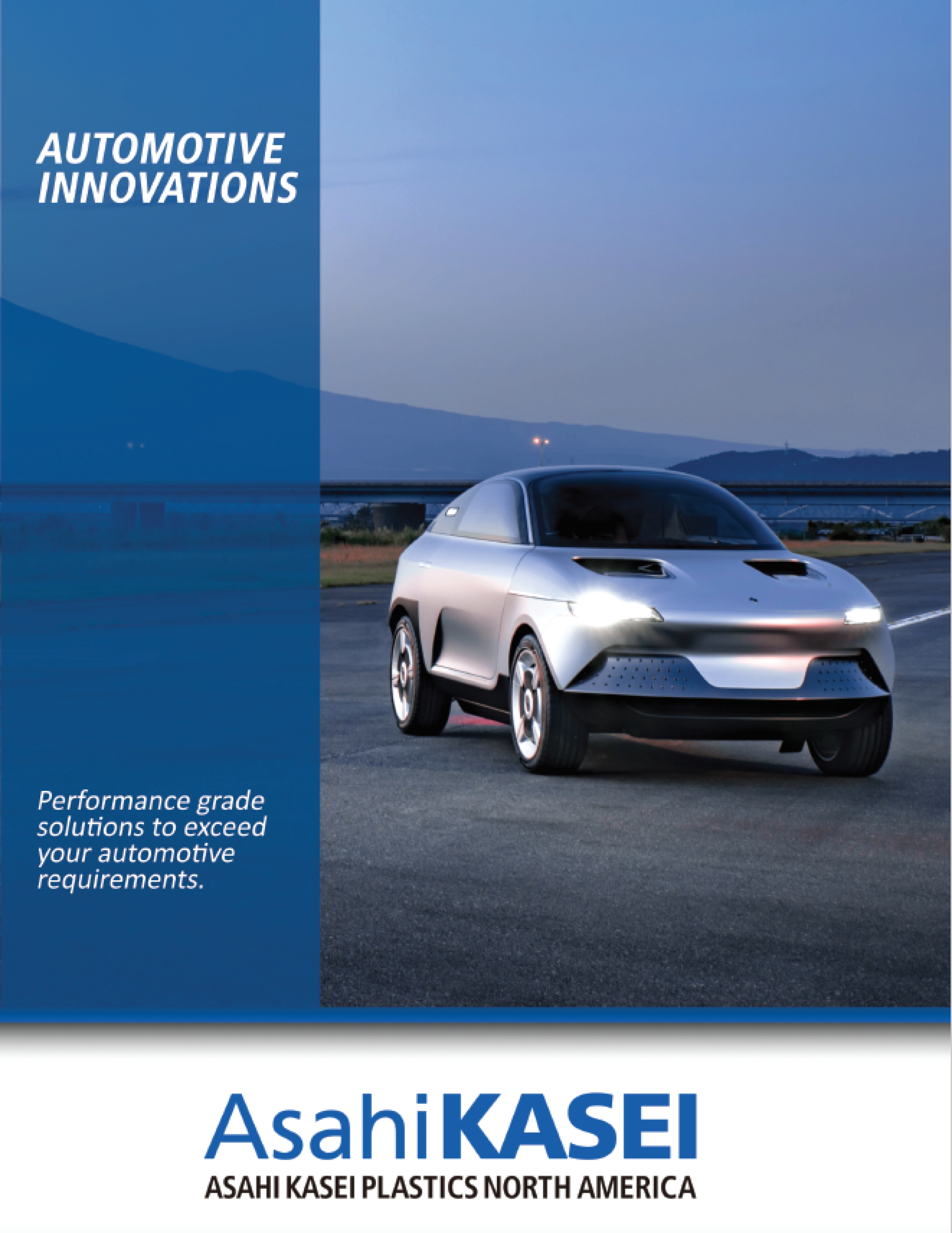 Performance grade solutions to exceed your automotive requirements