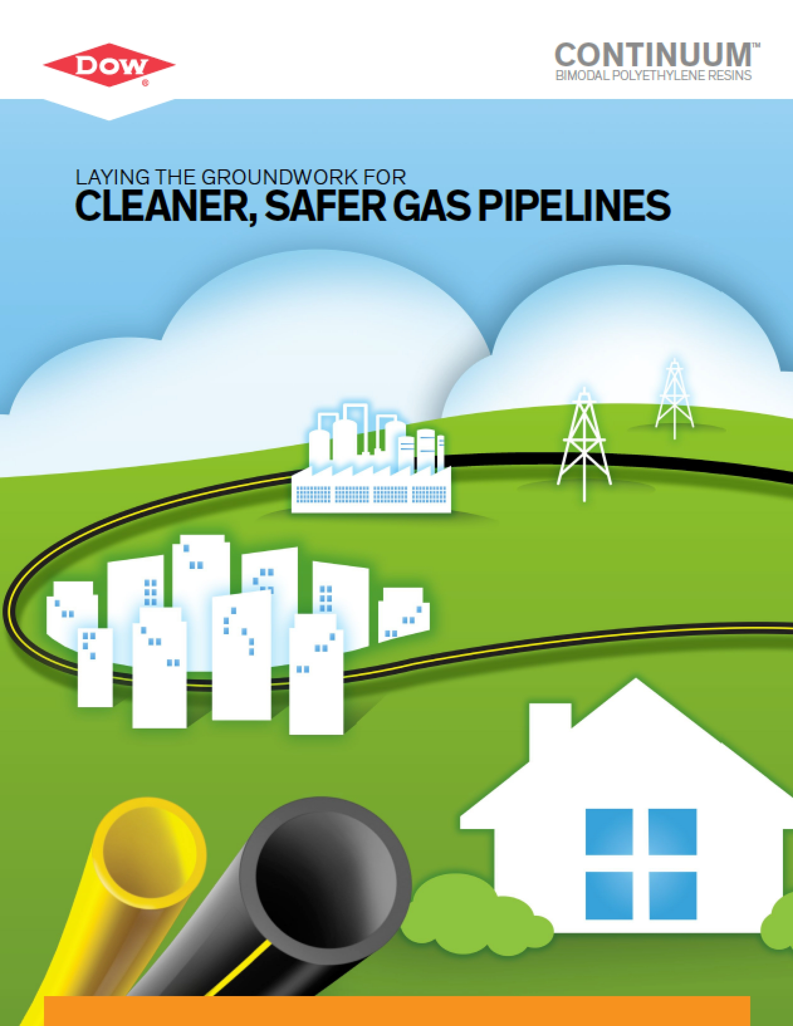<p>Laying the groundwork for cleaner, safer gas pipelines</p>