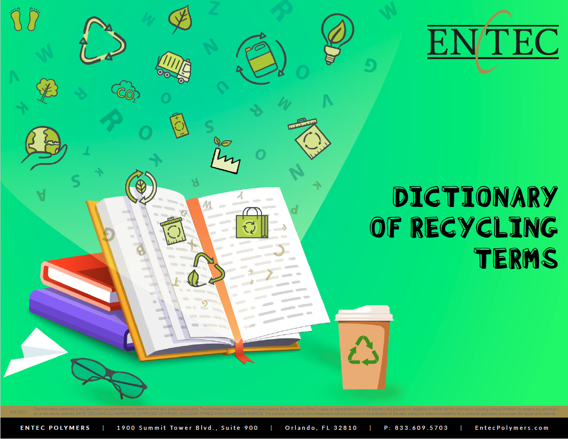 Reduce, Reuse. RECYCLE. This is a common phrase that we all hear, but our Dictionary of Recycling Terms can help you clear up some of the confusion around specific words or phrases used in the recycling industry. Let our dictionary help you to increase your knowledge on terms, equipment, materials, and processes related to the recycling industry!