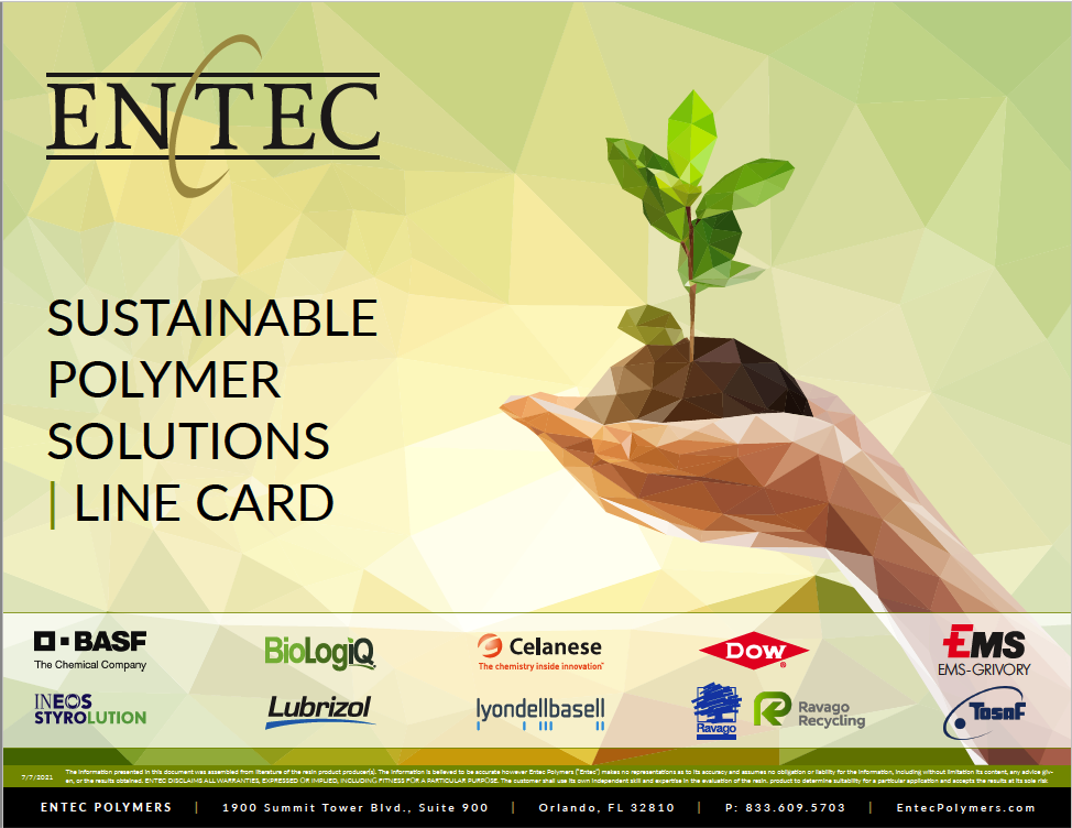 Sustainable Polymer Solutions Line Card Thumbnail