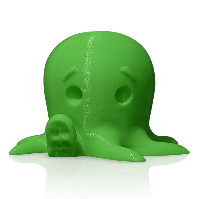Neon Green PLA Small Spool / 1.75mm / 1.8mm Filament