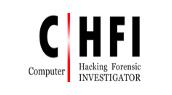 CHFI certified