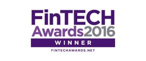 Fintech Award Winner 2016