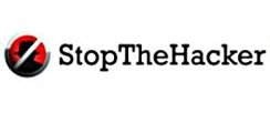 stop the hacker logo