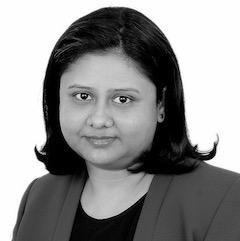 Head of sales Europe & India: Muskan saksena