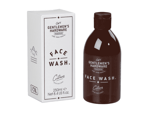 Gentlemen's Hardware Face Wash