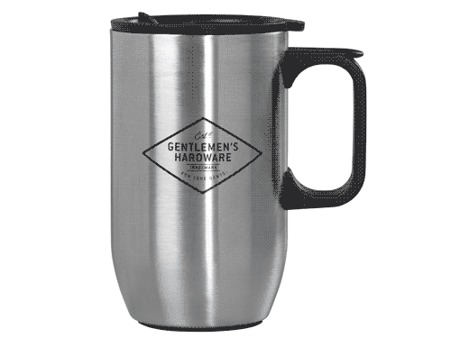 Gentlemen's Hardware Travel Mug Stainless Steel