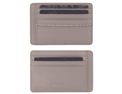Swarovski Classic Slim Card Holder