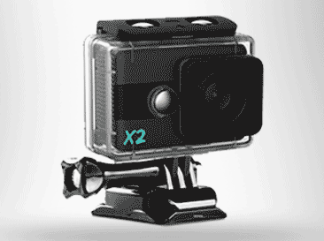 X2 Action Camera