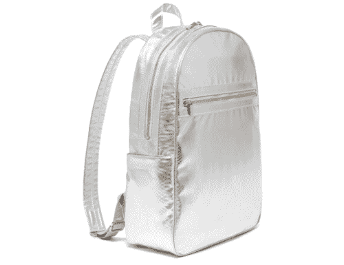 Ban.do Get It Together Backpack - Metallic Silver