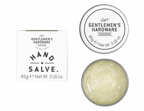 Gentlemen's Hardware Hand Salve 85g