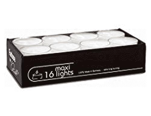 Qult Maxilights Tealights - 16