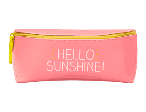 Happy Jackson Sunglasses Case Hello Sunshine