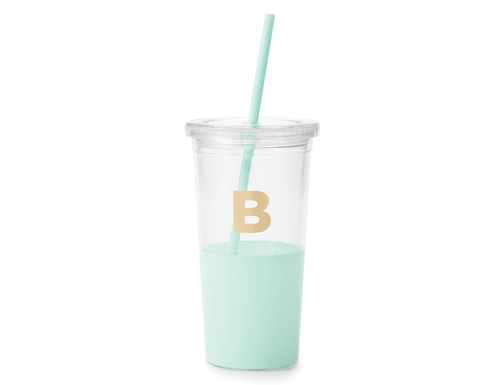 Kate Spade New York Dipped Initial Collection - Insulated Tumbler B