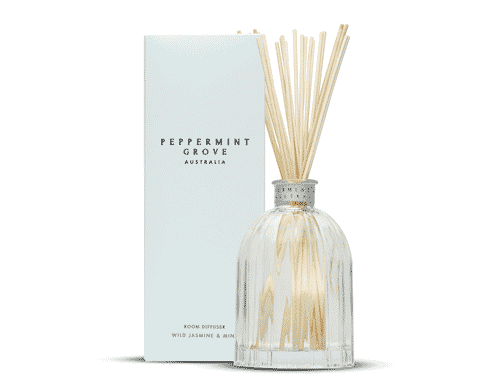 Peppermint Grove Wild Jasmine & Mint Room Diffuser 200ml