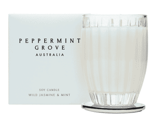 Peppermint Grove Wild Jasmine & Mint Candle 200g