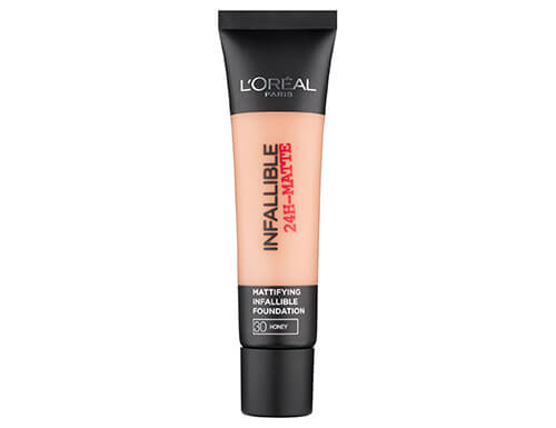 L'Oreal Paris Infallible Matte Foundation Honey 30