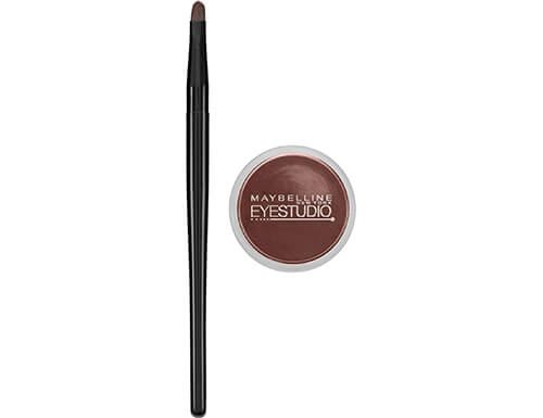 Maybelline New York Eyestudio Lasting Drama Gel Eyeliner - Brown