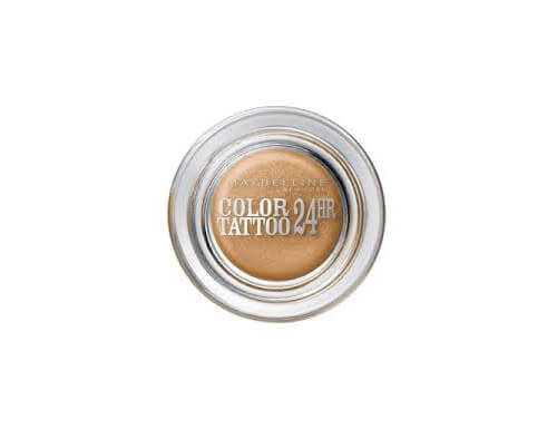 Maybelline New York Ancil Color Tattoo Eyeshadow - Eternal Gold 05