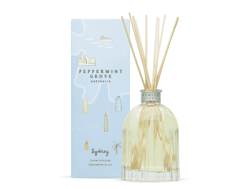 Peppermint Grove Room Diffuser 350ml - Sydney - Persimmon & Lily